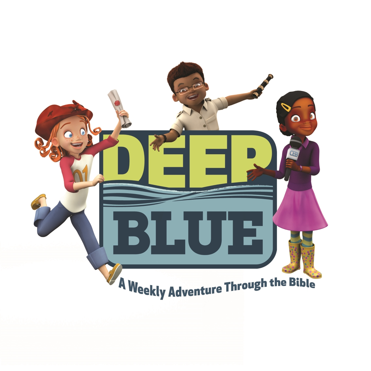 Deep Blue Children's Sunday School