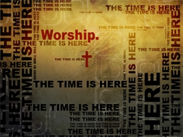 Serve Through Worship